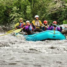 Rafting @Alaksa