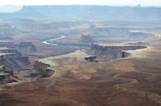 Green River Overlook @ Canyonlands