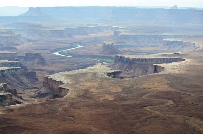 Green River Overlook @ Canyonlands