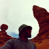Balanced Rock @ Arches