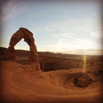 Delicate Arch @ Arches