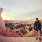Sunrise Hike @ Queens Garden Trail, Bryce