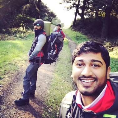 Hike To Glen Campground