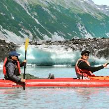 River Kayak @Valdez