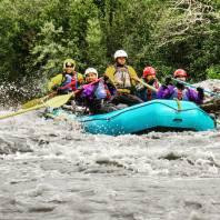 Rafting @ Matanuska River