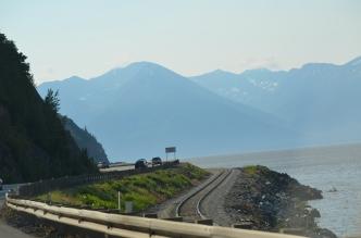 Scenic Drive to Seward