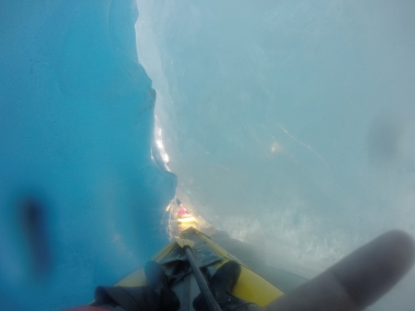 Glacier Kayak @ Dead end